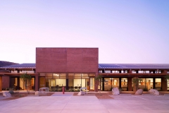 Mojave Rivers Ranger Station by Marcy Wong Donn Logan Architects (1)