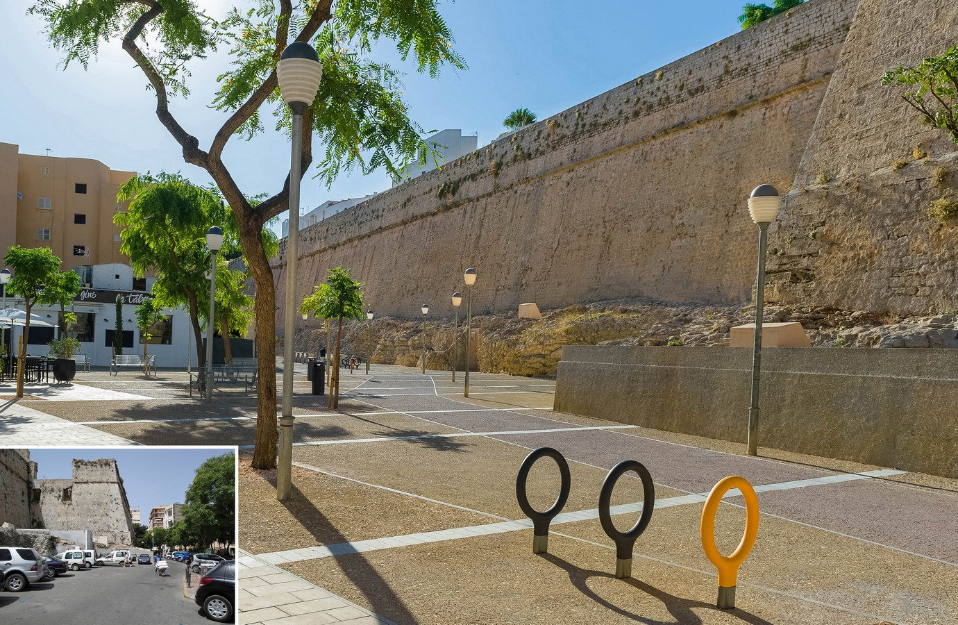 Vara De Rey Promenade And City Center Pedestrian Renovation  (2)